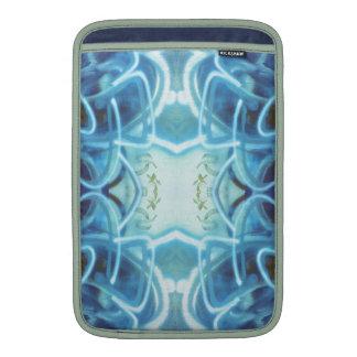 Blue Graffiti MacBook Air Sleeve