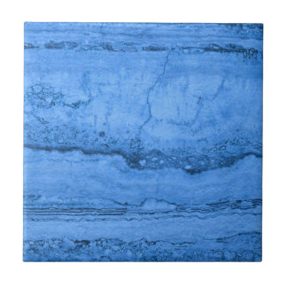 Blue granite ceramic tile