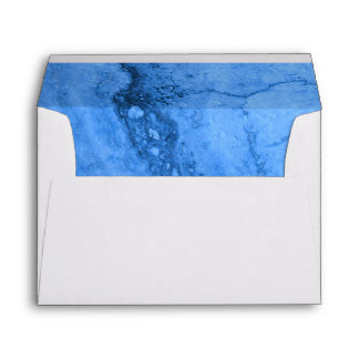 Blue Granite Envelope