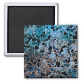 Blue Granite Magnets