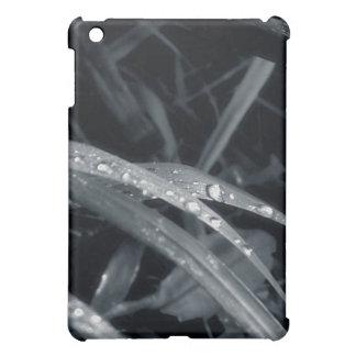 Blue grass case for the iPad mini