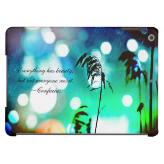 Blue Grass Drama Sparkle iPad Air Case
