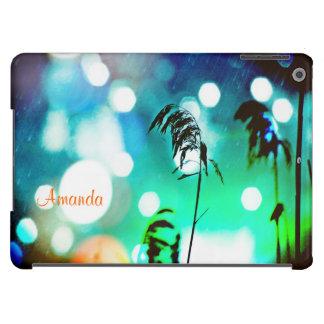 Blue Grass Drama Sparkle iPad Case *Personalize