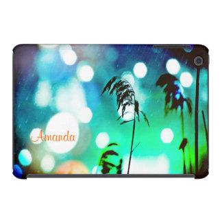 Blue Grass Drama Sparkle iPad Mini Retina Case