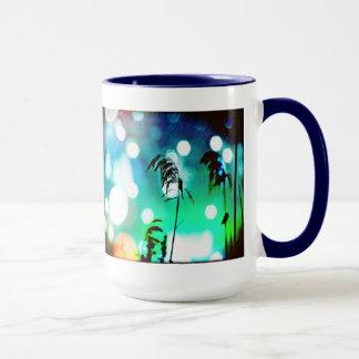 Blue Grass Drama Sparkle Mug