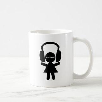 Blue Grass Music Coffee Mug