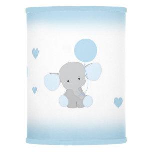 Baby Blue Nursery Lamp Shade Thenurseries