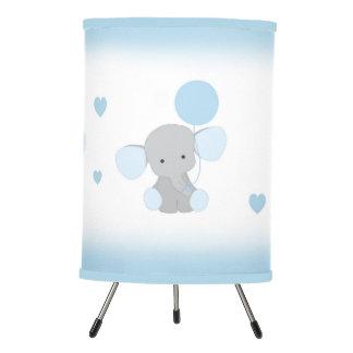 Elephant Nursery Table & Pendant Lamps | Zazzle