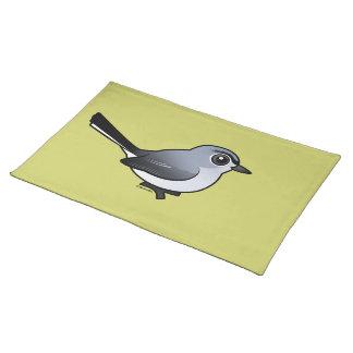 Blue-gray Gnatcatcher Cloth Placemat