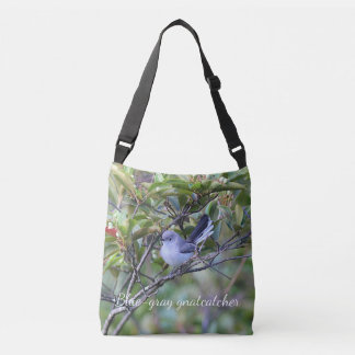 Blue-gray Gnatcatcher Crossbody Bag