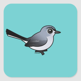 Blue-gray Gnatcatcher Square Sticker
