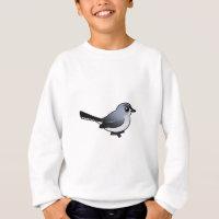 Birdorable Blue-gray Gnatcatcher Kids' American Apparel Organic T-Shirt