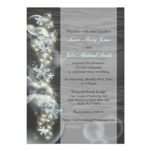 Blue gray wedding engagement anniversary cards