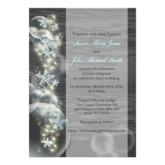 Blue gray wedding engagement anniversary cards