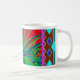 Blue-Green Agave Cacti Art Gifts by Sharles Coffee Mug