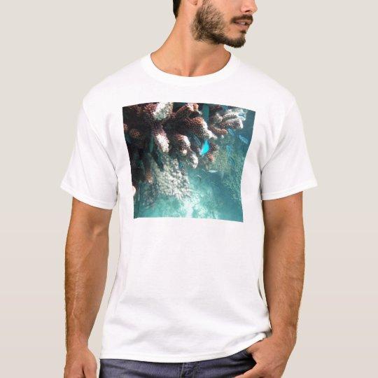 Blue-green Chromis (Chromis viridis) T-Shirt