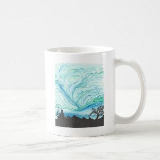 Blue Green Day Coffee Mug
