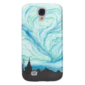 Blue Green Day Galaxy S4 Case