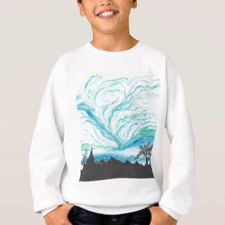 Blue Green Day Sweatshirt