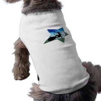Blue & Green Foam Surfing Star Shirt