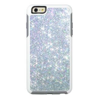 Blue Green Glitter Otterbox iPhone 6/6s Case