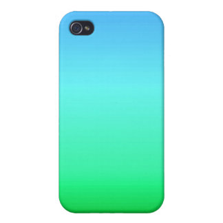 Blue & Green Gradient iPhone 4/4S Speck Case iPhone 4/4S Case