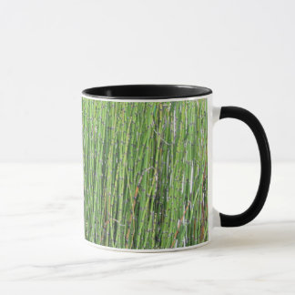 Blue Green Ornamental Grass Mug
