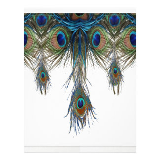 blue-green-peacock-feathers-art- letterhead