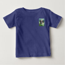 BLUE GREEN RED BABY T-Shirt