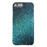 Blue/Green Sparkle Glitter iPhone 6 case iPhone 6 Case