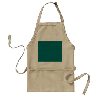 Blue Green Template Adult Apron