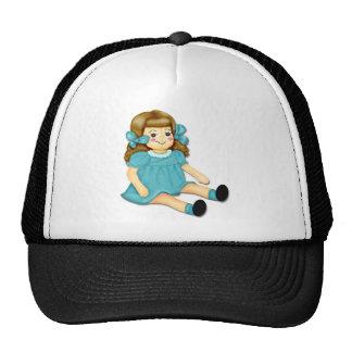 Blue Green Trucker Hat