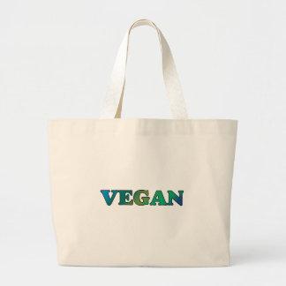 Blue Green vegan Bag