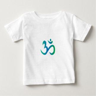 Blue-green-white-HT Baby T-Shirt