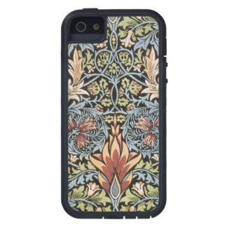 Blue Green William Morris Tapestry Cover For iPhone 5