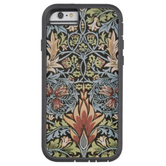 Blue Green William Morris Tapestry iPhone 6 Case