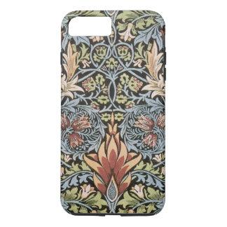 Blue Green William Morris Tapestry iPhone 8 Plus/7 Plus Case