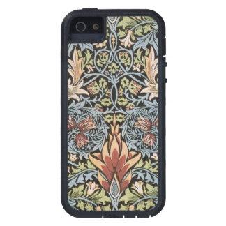 Blue Green William Morris Tapestry iPhone SE/5/5s Case