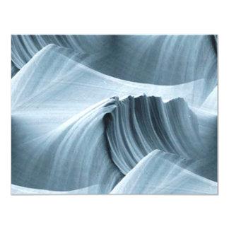 blue_grey_sandstone_scape personalized invitation