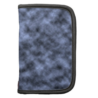 Blue grey white black mottled pattern design planners