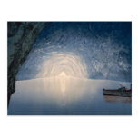 Blue Grotto, Capri Postcard