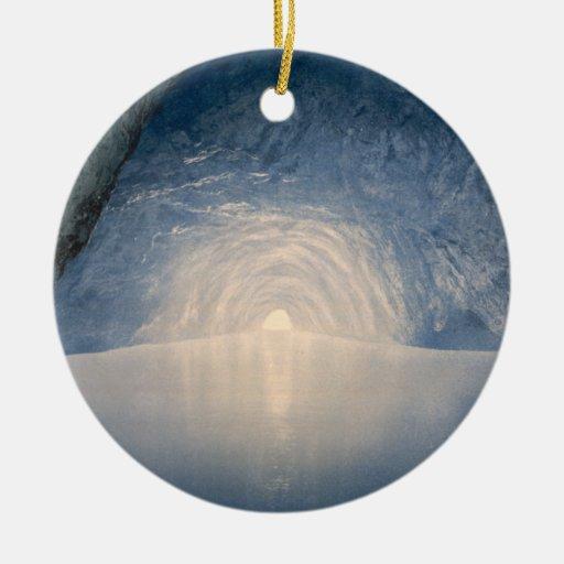 Blue Grotto, Island of Capri, Italy Ornament