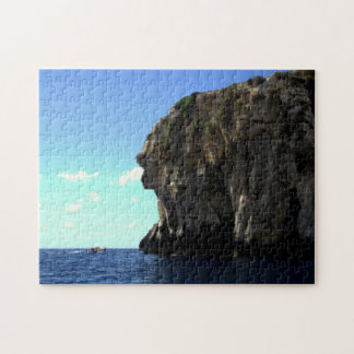 Blue Grotto, Malta Jigsaw Puzzle