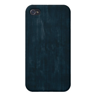 Blue Grunge Case for iPhone 4