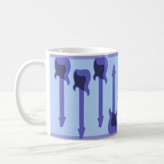 Blue Guitar Coffee Mug