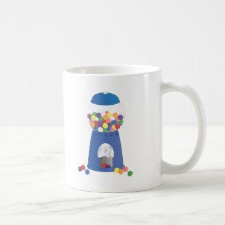 Blue Gumball Machine Coffee Mug