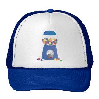 Blue Gumball Machine Hat