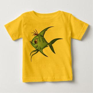 Blue Guppy Fish T-shirt