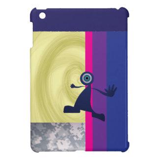 Blue guy warp! iPad mini cover