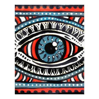 Blue Gypsy Letterhead